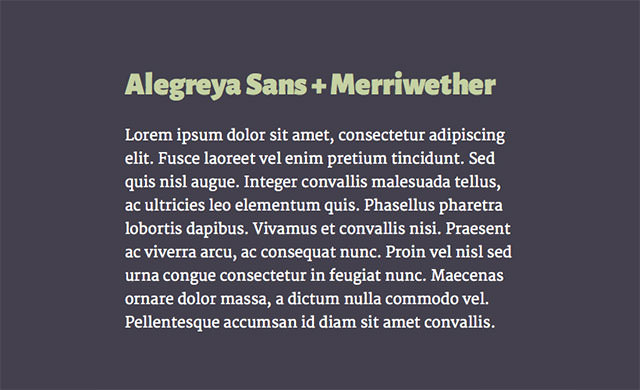 Alegreya-Sans-+-Merriwether