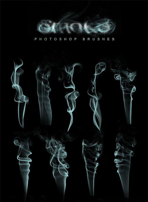 Smoke-Brushes