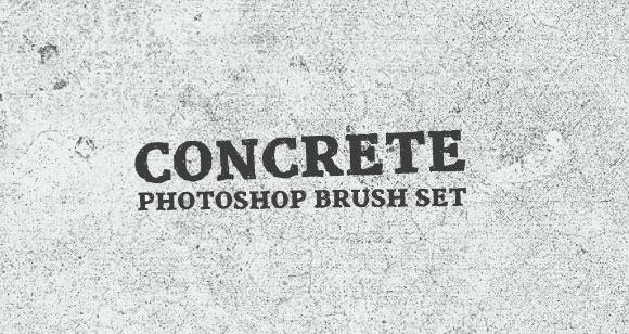 concrete-brush