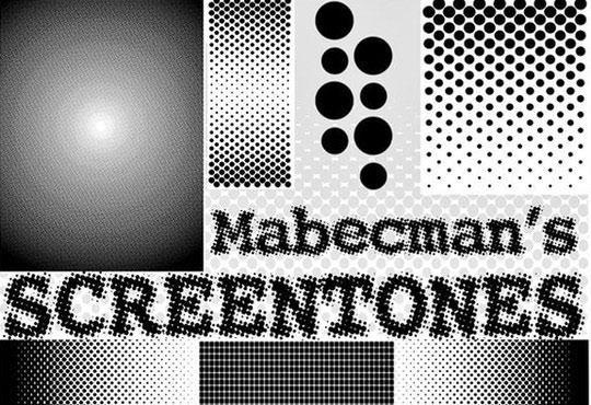 screentones