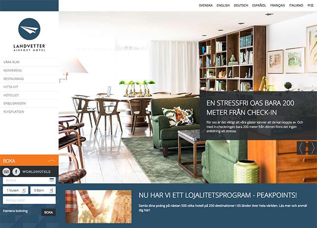 Landvetter-Airport-Hotel