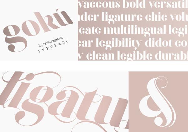goku-font