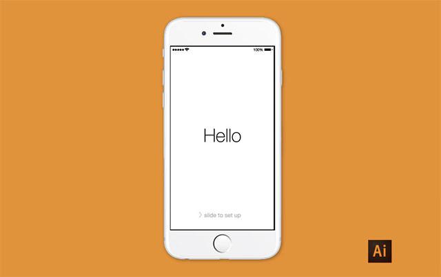 Flat-iPhone-6-Mockup