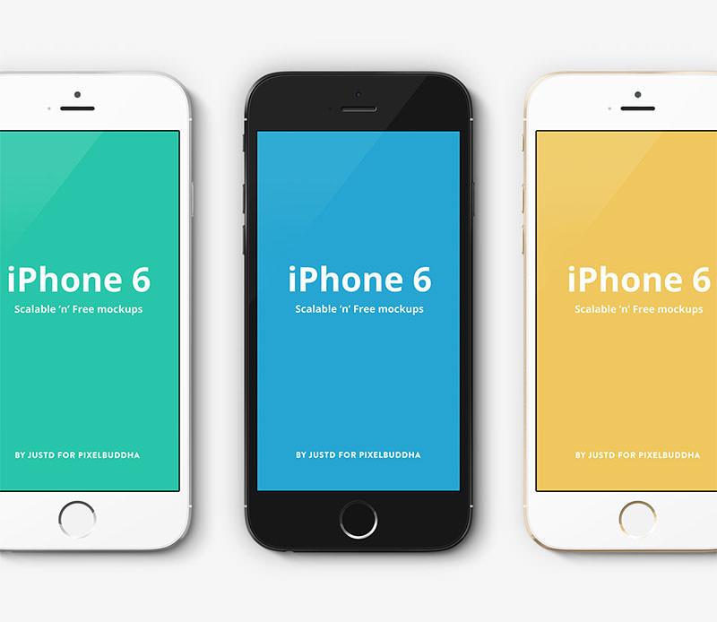 iphone6vector-mockups