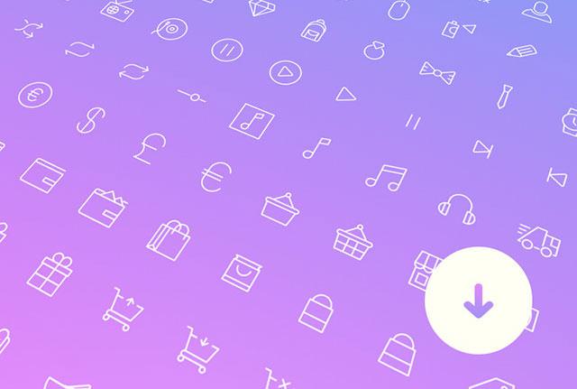 100line-icons