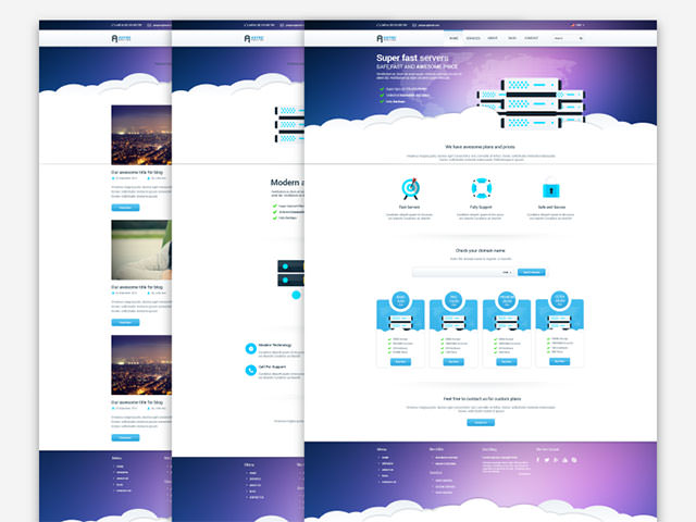 cloud-template
