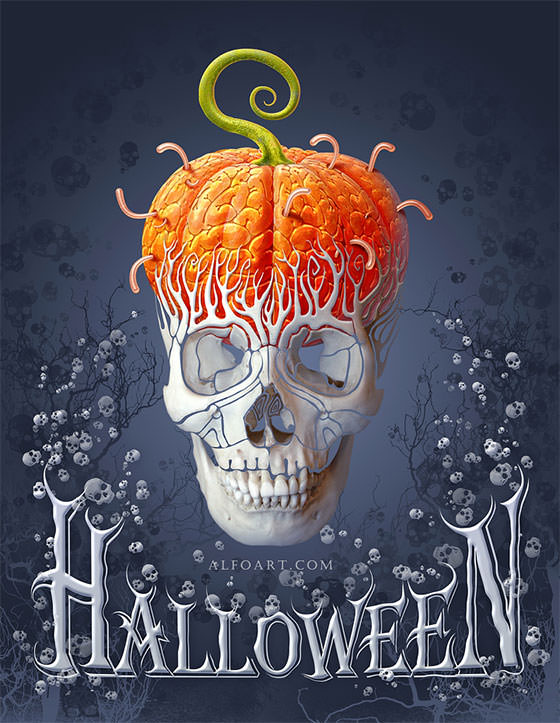 halloween-head