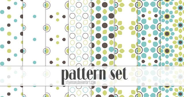 pattern-set-circle