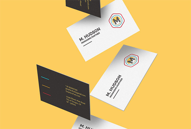 falling-business-card