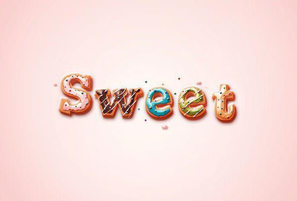 sweet-texteffect