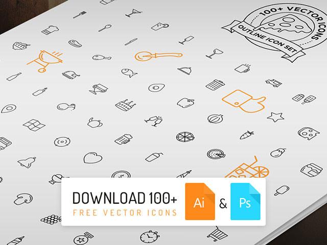 100vector-icon