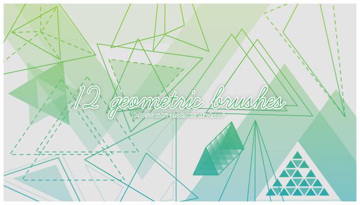 12-geometric-brush