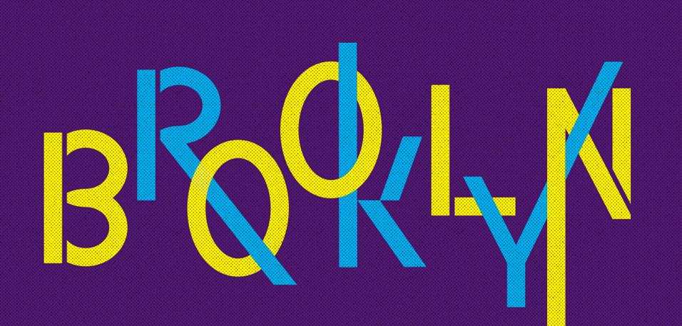Brooklyn-Typeface