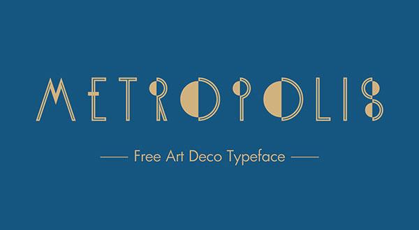 Metropolis+Font