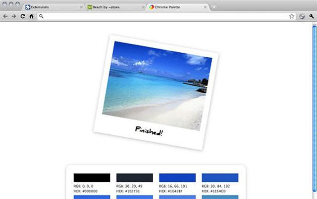 Palette-for-Google-Chrome