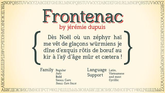 frontenac