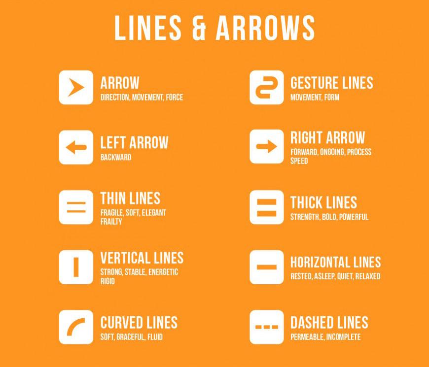 line-and-arrow