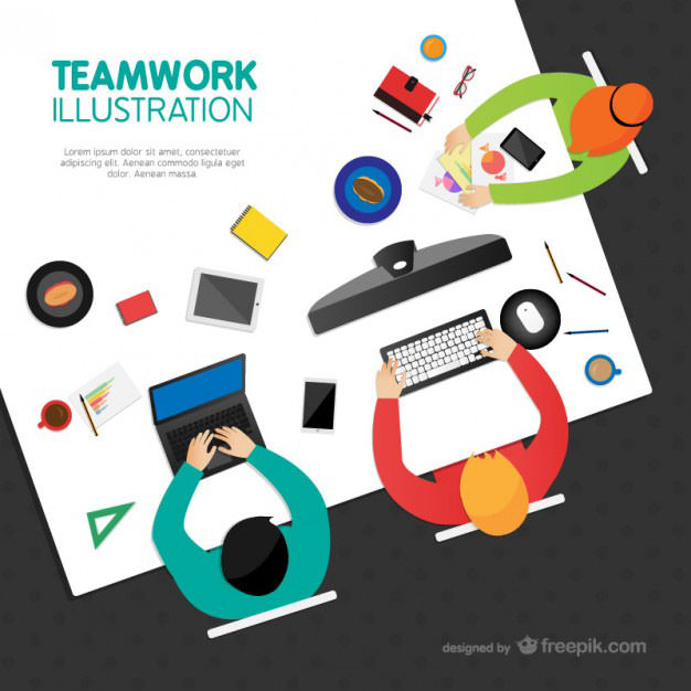 teamwork-illustration