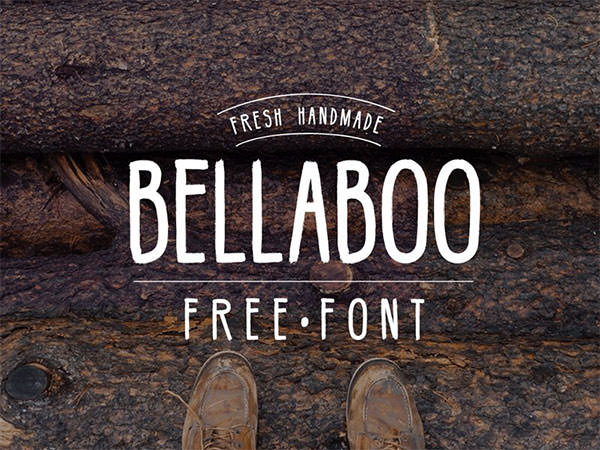 Bellaboo-Free-Hipster-Font