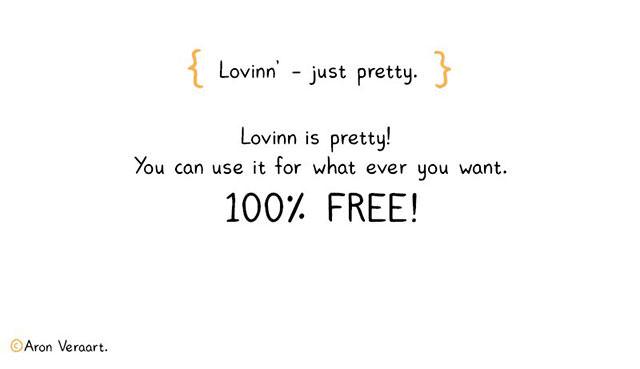 Lovinn-Free-Font