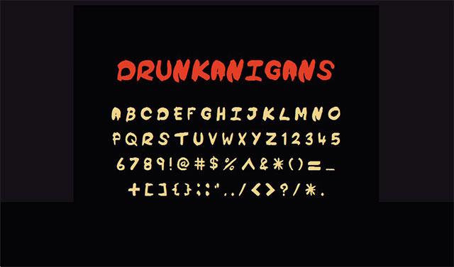 drunkanigans