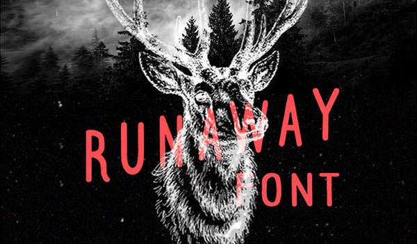 runaway-font