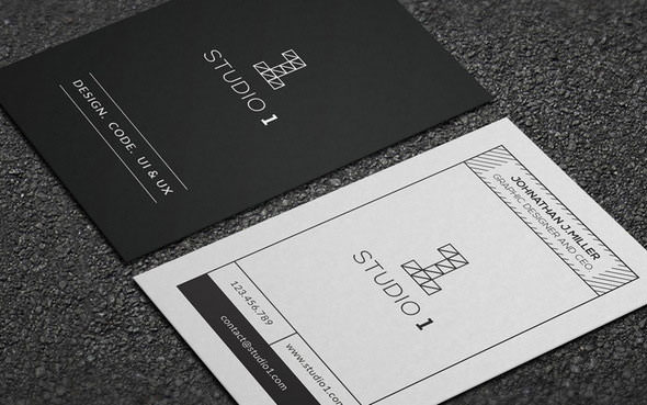 studio-one-template