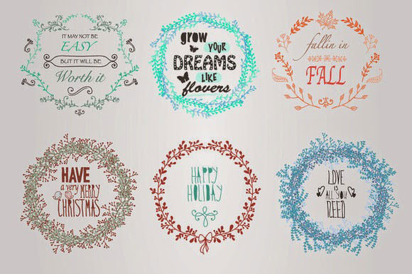 Hand-drawn-wreaths-and-frames-02