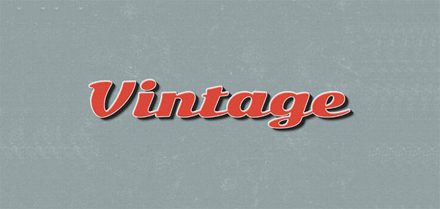 Vintage-Type-Effects-for-Photoshop