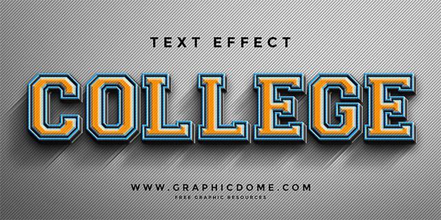 free-3d-texteffect