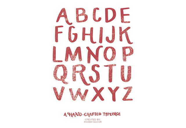 hand-crafted-font