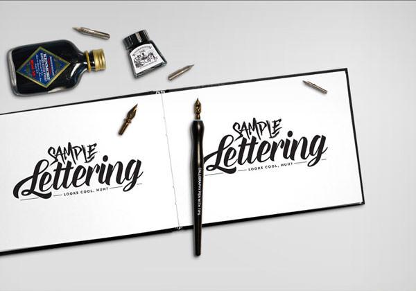 calligraphy-scene-creator-desc