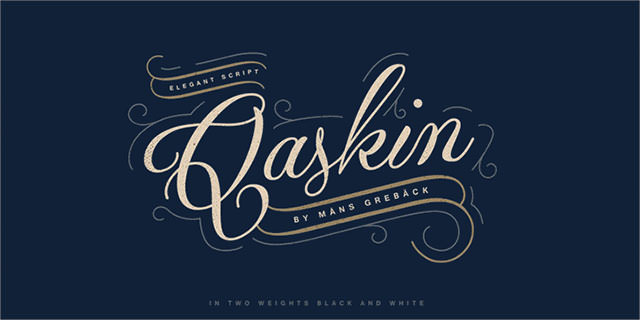 qaskin-font