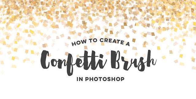 confetti-brush