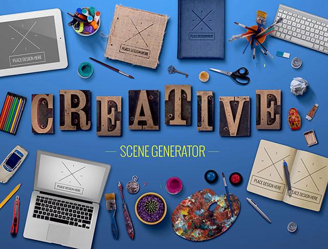 creative-scene-generator