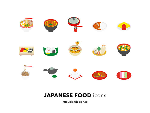 japanese-food_icons