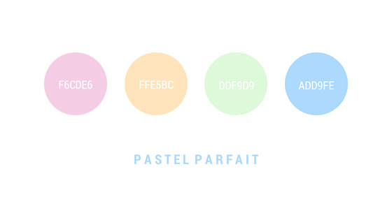 pastel-parfait