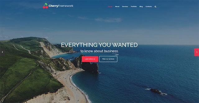 cherry-framework