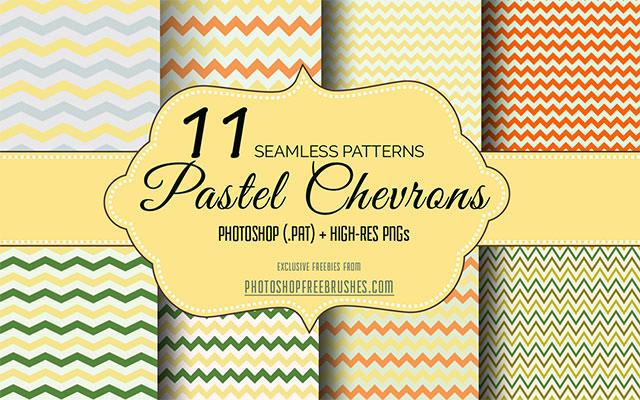 pastel-chevron-patterns