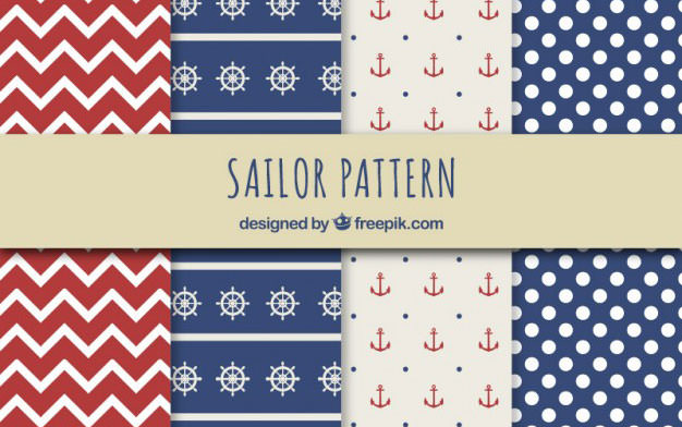 sailor-pattern