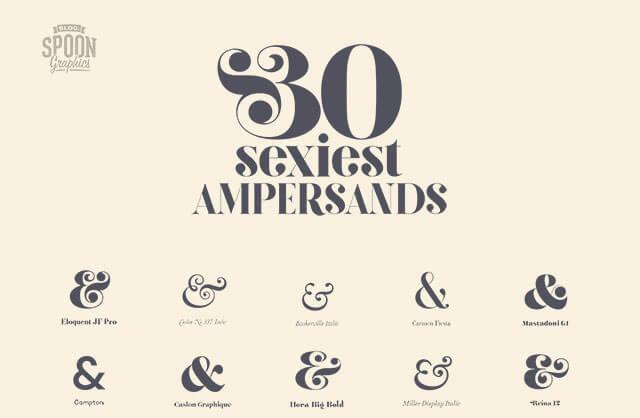 30-sexiest-ampersands