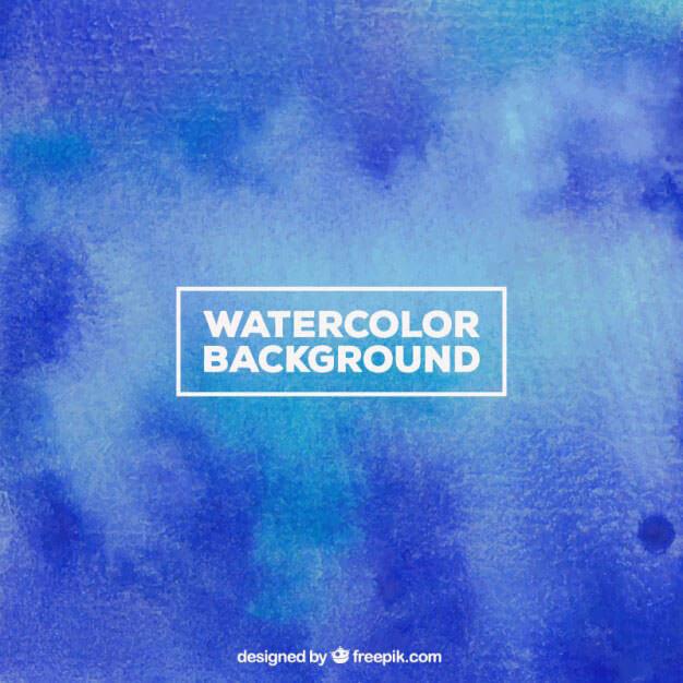 blue-watercolor
