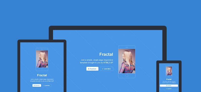 fractal-html