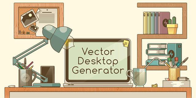 vector-desktop-generator