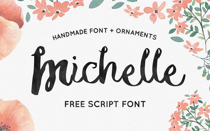michelle-script-font