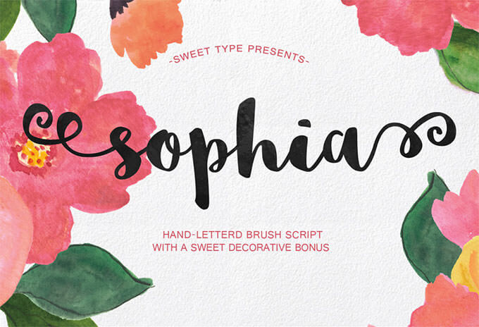 sophia-script