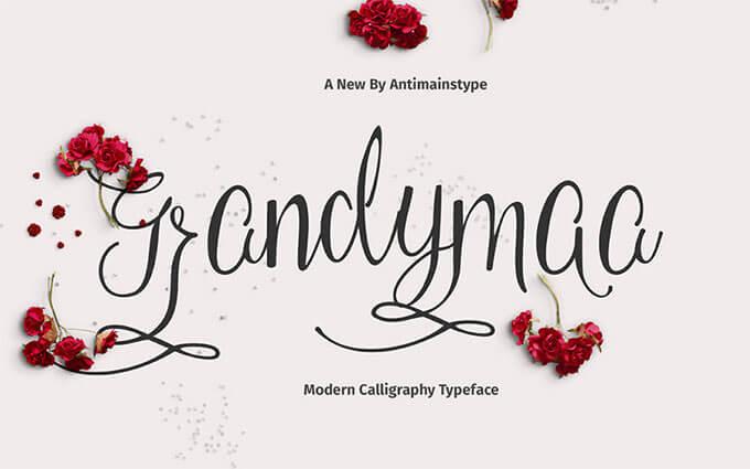 grandymaa-script