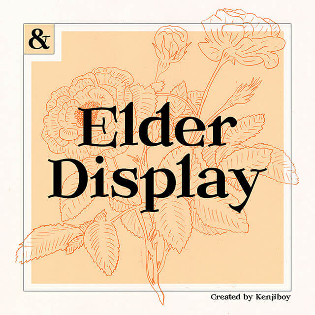 elder-display