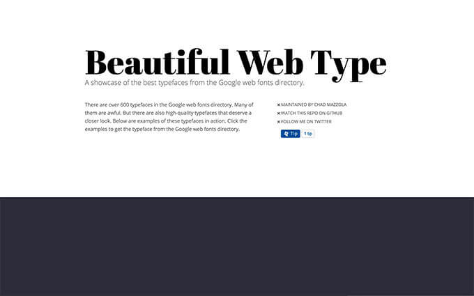 beauitiful-web-type