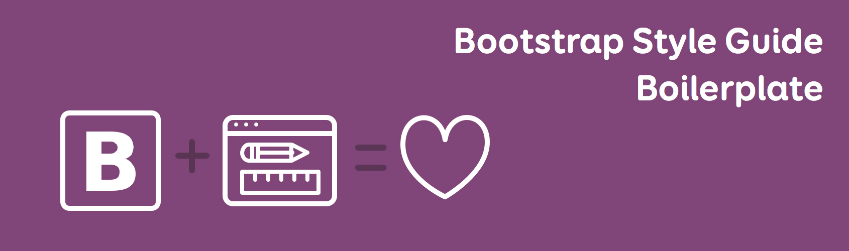 bootstrap-style-guide